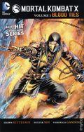 Mortal Kombat X TPB (2015-2016 DC) 1-1ST