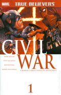True Believers Civil War (2015) 1