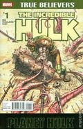 True Believers Incredible Hulk Planet Hulk (2015) 1