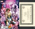 Death of Wolverine (2014) 1DFSIGNED