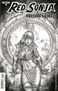 Red Sonja Vultures Circle (2014) 4E