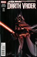 Star Wars Darth Vader (2015 Marvel) 4B