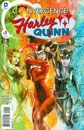 Convergence Harley Quinn (2015 DC) 1A