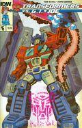 Transformers vs. G.I. Joe (2014 IDW) 6