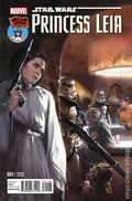 Star Wars Princess Leia (2015 Marvel) 1MILEHIGH