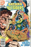 Batman and the Outsiders (1983) Mark Jewelers 14MJ