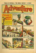 Adventure (1921-1961 D.C. Thompson) British Story Paper 1398