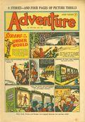 Adventure (1921-1961 D.C. Thompson) British Story Paper 1399