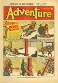 Adventure (1921-1961 D.C. Thompson) British Story Paper 1401