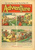 Adventure (1921-1961 D.C. Thompson) British Story Paper 1447