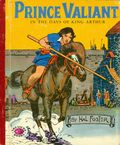 Prince Valiant in the Days of King Arthur HC (1954) Treasure Book 1-1ST