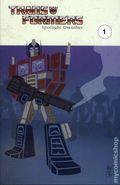 Transformers Spotlight Omnibus TPB (2015 IDW) 1-1ST