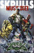 Skrulls Must Die TPB (2015 Marvel) The Complete Skrull Kill Krew 1-1ST