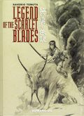 Legend of the Scarlet Blades HC (2015 Humanoids) New English Edition 1-1ST