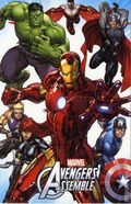 Marvel Universe All-New Avengers Assemble TPB (2015 Digest) 1-1ST