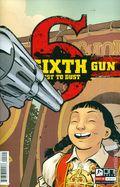 Sixth Gun Dust to Dust (2015) 2