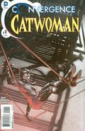 Convergence Catwoman (2015 DC) 1A