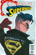 Convergence Superboy (2015 DC) 1A