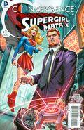 Convergence Supergirl Matrix (2015 DC) 1A