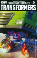 Transformers (2012 IDW) Robots In Disguise 40