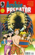Archie vs. Predator (2015 Dark Horse) 1A