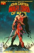 John Carter Warlord of Mars (2014 Dynamite) 5B