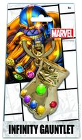 Marvel Infinity Gauntlet Gold Pewter Keyring (2015 Monogram) ITEM#1