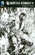 Mortal Kombat X (2014 DC) 1E