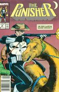 Punisher (1987 2nd Series) Mark Jewelers 19MJ