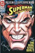 Superman The Man of Steel (1991) 25CASSIGNED