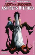 Army of Darkness Ash Gets Hitched TPB (2015 Dynamite) 1-1ST