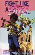 Fight Like a Girl TPB (2015 Action Lab) 1-1ST