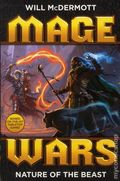 Mage Wars Nature of the Beast SC (2015 Dynamite Novel) 1-1ST