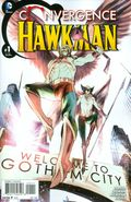 Convergence Hawkman (2015 DC) 1A