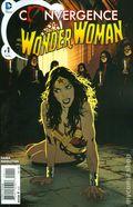 Convergence Wonder Woman (2015 DC) 1A