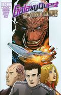 Galaxy Quest The Journey Continues (2015 IDW) 4SUB
