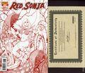 Red Sonja (2013 Dynamite) 1DFLIMITED