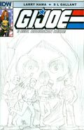 GI Joe Real American Hero (2010 IDW) 213RI