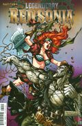Legenderry Red Sonja (2015 Dynamite) 3A