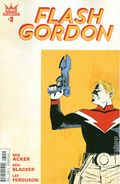 Flash Gordon (2015 King/Dynamite) 3A