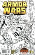 Armor Wars (2015) 1/2