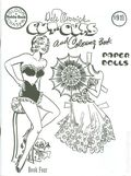 Dale Messick Cut-Outs and Coloring Book (1998) 4