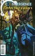 Convergence Detective Comics (2015 DC) 1A