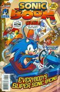 Sonic Boom (2014 Archie) 7A