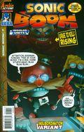 Sonic Boom (2014 Archie) 7B