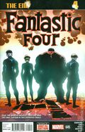 Fantastic Four (2014 5th Series) 645A