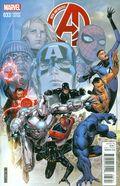 New Avengers (2013 3rd Series) 33C
