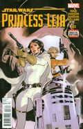 Star Wars Princess Leia (2015 Marvel) 3A