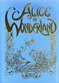 Alice in Wonderland Portfolio (1977 Golden Graphics) Frank Brunner 1