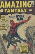 Amazing Fantasy (1962) UK Edition 15UK